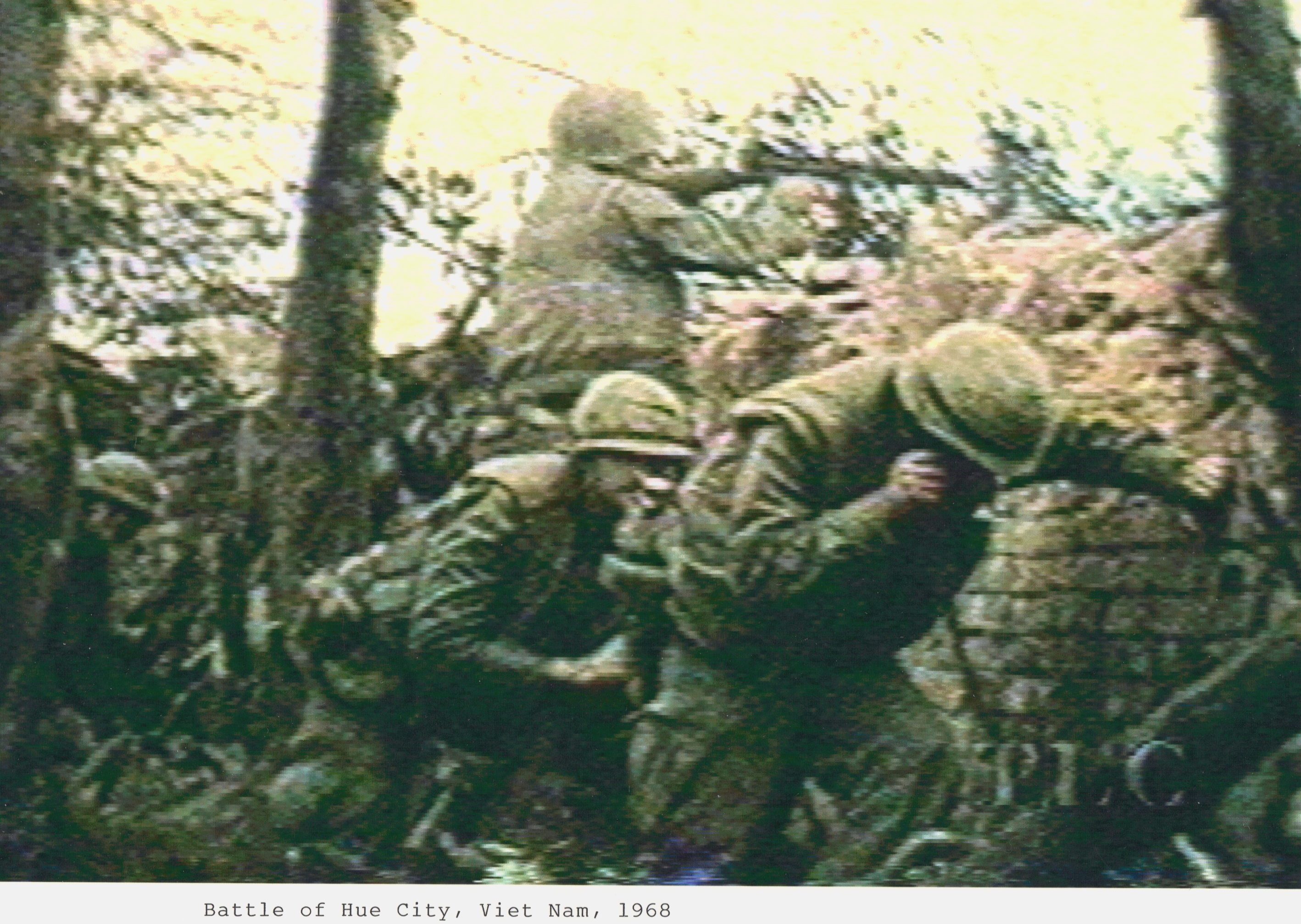 a history of the tet offensive the biggest occurrence of the vietnam war The vietnam war was a prolonged military conflict that started as an anticolonial  war  the 1968 tet offensive, a bold north vietnamese attack on the south,.